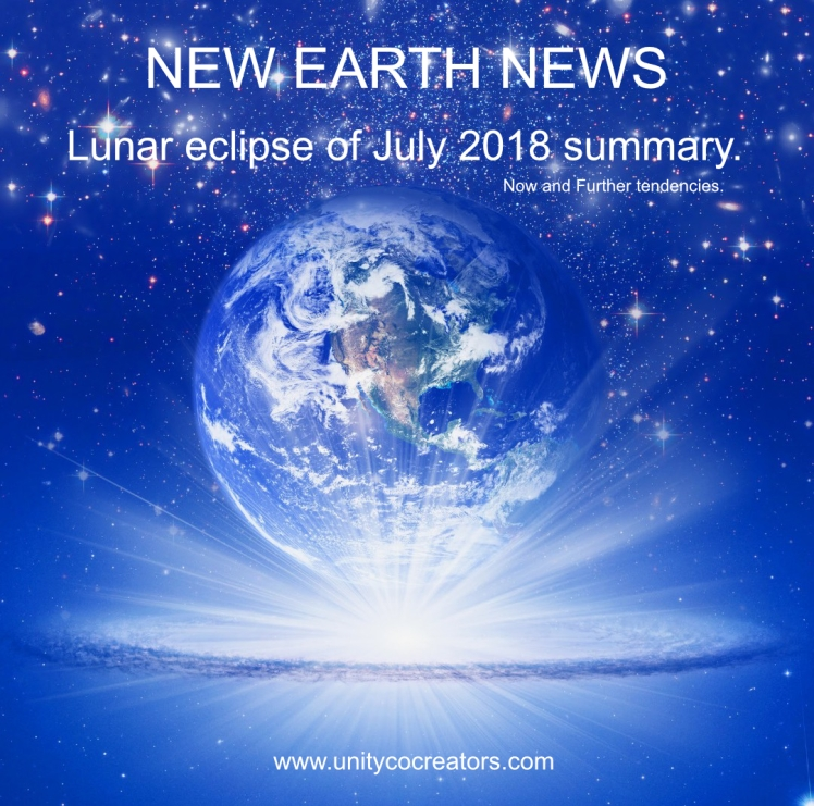 NEW EARTH NEW PARADIGM
